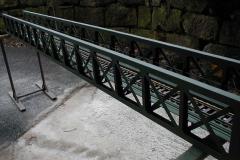 Příhradový obloukový most 2500mm