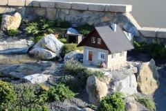 chatka z pískovce
